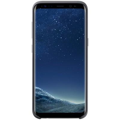 Samsung  EF-PG950TSEGWW Gri S8 Silikon Kılıf