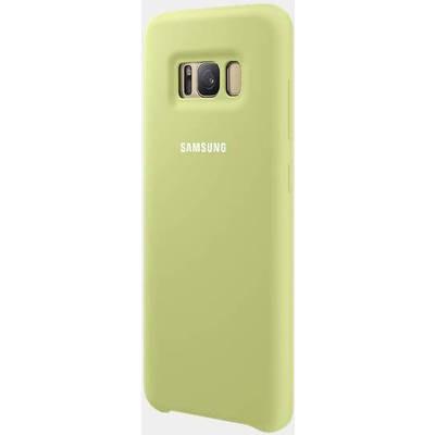 Samsung Galaxy S8 Yeşil Silikon Kılıf (EF-PG950TGEGWW)