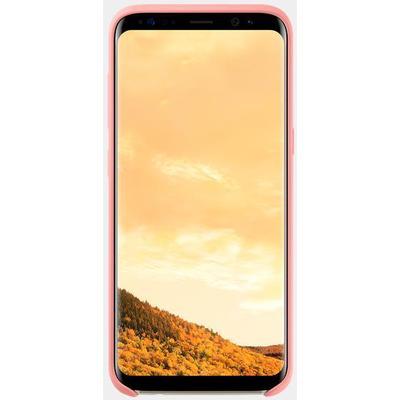 Samsung EF-PG950TPEGWW Pembe S8 Silikon Kılıf