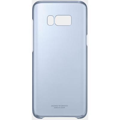 Samsung EF-QG955CLEGWW Mavi S8 Plus Şeffaf Kılıf