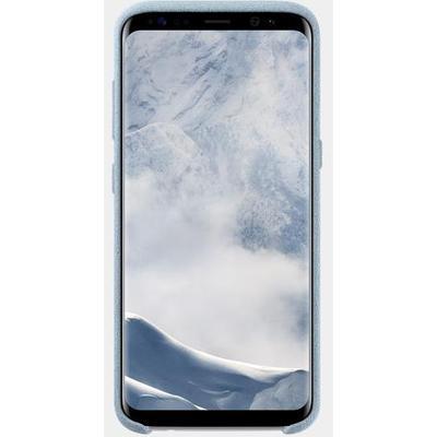 Samsung EF-XG950AMEGWW Gri S8 Alcantara Kılıf