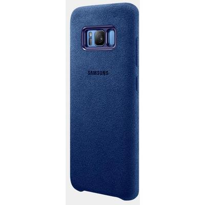 Samsung EF-XG950ALEGWW Lacivert S8 Alcantara Cep Telefonu Kılıfı