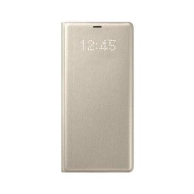 Samsung EF-NN950PFEGWW Note 8 LED Kılıf Gold