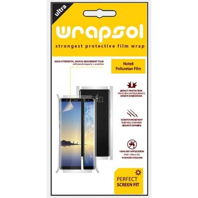 Wrapsol Galaxy Note8 Poliuretan Koruyucu Film (GP-A520KDCFAAA)