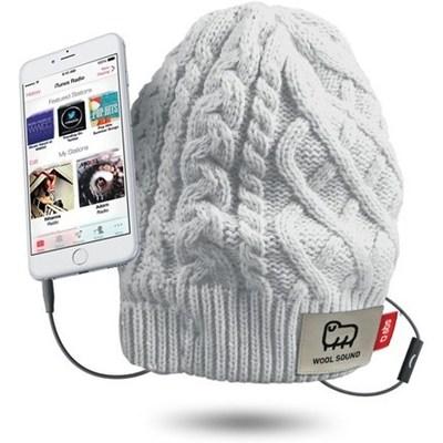 SBS GP-N930AMCPAAA Kulaklıklı Bere Beyaz