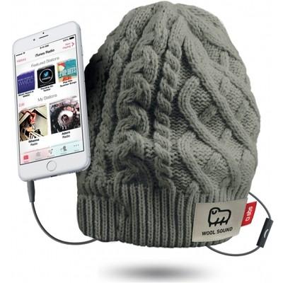SBS GP-N930ATCPAAB Kulaklıklı Bere Gri Kulak İçi Kulaklık