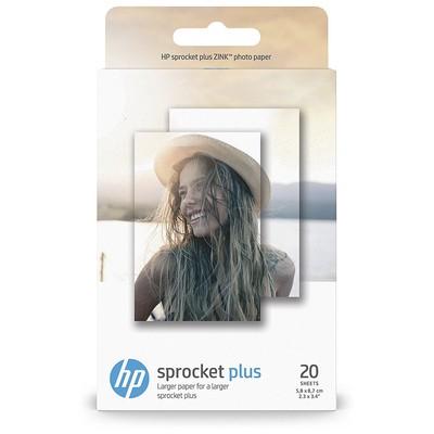 HP 2LY72A Sprocket Plus Fotoğraf Kağıdı - 20 Adet