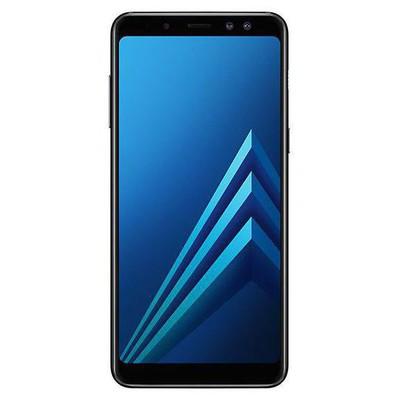 Samsung Galaxy A8 2018 Cep Telefonu - Siyah (A530F-BLACK)
