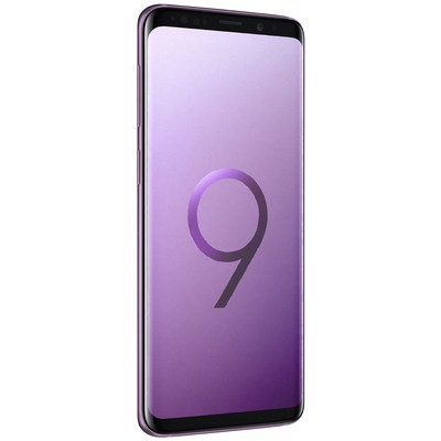 Samsung Galaxy S9 PLUS SM-G965F 64GB 12Mp (2018) Mor - TR Garantilidir