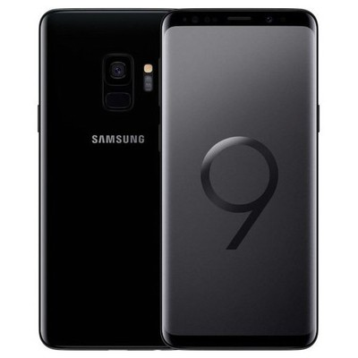 Samsung Galaxy S9 SM-G960F 64GB 12Mp (2018) Siyah - TR Garantilidir Cep Telefonu