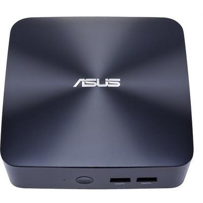 Asus MINIPC UN68U-BM012M i7-8550U-Barebone-RAM YOK--DISK YOK--DOS-(KM YOK)-3YIL-HDMI-DP-WiFi-BT-VESA-CRD