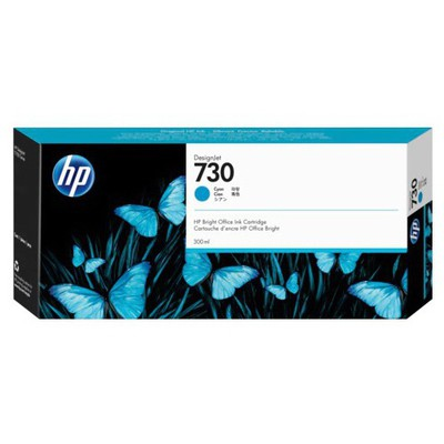 HP P2V68A (730) CAMGOBEGI 300 ML GENIS FORMAT MUREKKEP KARTUSU Kartuş