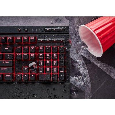 Corsair K68 RGB - Cherry MX Red Klv Türkçe Klavye