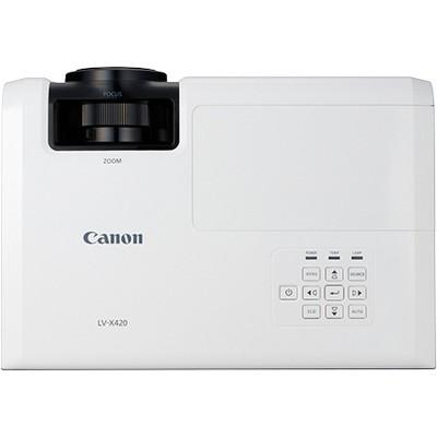 Canon LV X420 Masaüstü projektörü Projektör