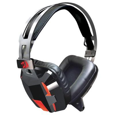 Redragon  Lagopasmutus Gaming Headset Siyah 74706 2 m/kablolu/Astarlı tam kafalık kulaklık/2 x 3.5 m