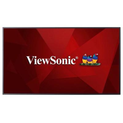 Viewsonic 65 CDE6510 4K ULTRA HD 350nits 4000:1 8MS HDMIX2 DPX1 VGA USBX3 KURUMSAL EKRAN