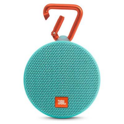 JBL Clip 2 Taşınabilir Bluetooth Speaker - Turkuaz