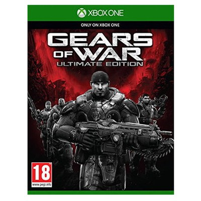 Microsoft XBOX ONE GEARS OF WAR ULTIMATE EDITION OYUN 4V5-00012