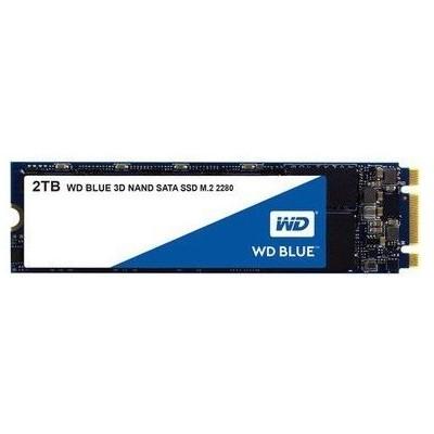WD 2 Tb Sata Blue M.2 2280 Ssd Wds200t2b0b