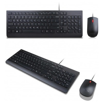 Lenovo 4X30L79920 KB MICE_BO ESSENTIAL WIRED COMBO