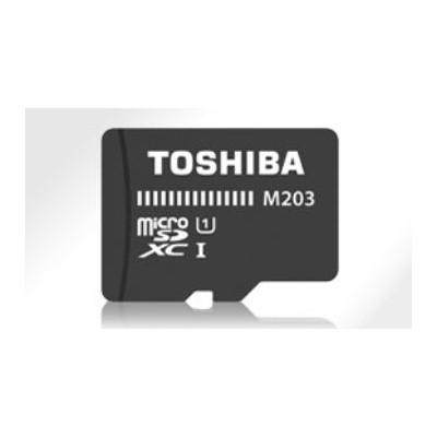 Toshiba 16GB Exceria M203 MicroSDHC (THN-M203K0160EA)