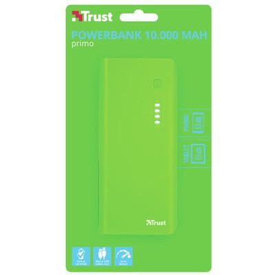 Trust PRIMO 22748 10000 mAh POWERBANK YEŞİL