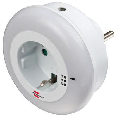 Brennenstuhl  1173260 Nightlight Color 3 x 3 LED 6lm Sensörlü Gece Lambası