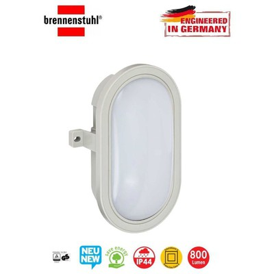 Brennenstuhl Oval LED Lamba (1270790-L-DN-5402)