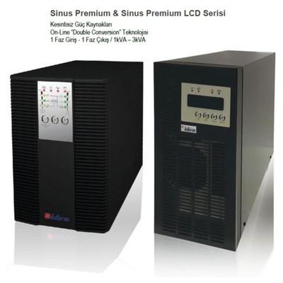 Inform Sinus Premium 1KVA UPS (2x 7AH) 4-9dk Kesintisiz Güç Kaynağı