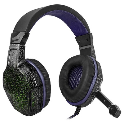 Defender Warhead G-400 Headset Siyah 64145 2,1 m kablolu/Astarlı kafalık kulaklık/2 x USB Kafa Bantlı Kulaklık