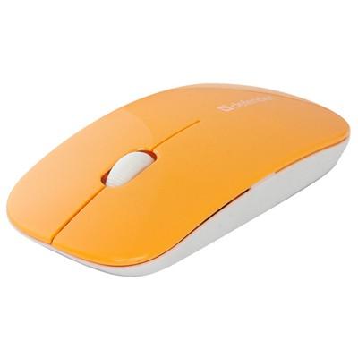 Defender Mouse MM-545 Beyaz turuncu 52546 Kablosuz-Optik Mouse-1000 dpi-24 GHz