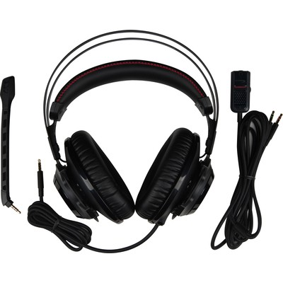 Kingston HyperX Revolver Headset HX-HSCR-GM HX-HSCR-GM Gun Metal