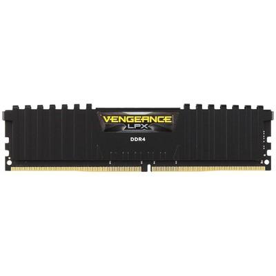 Corsair Vengeance LPX Black 8GB CL16 DDR4 Bellek (CMK8GX4M1D3000C16)
