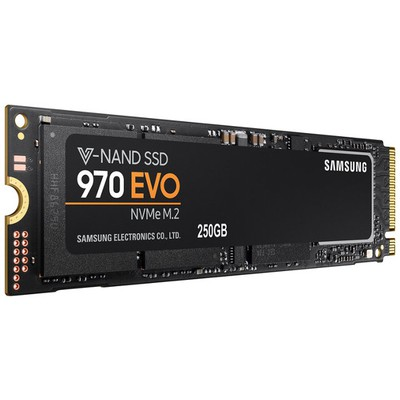 Samsung 250G 970EVO NVMe M.2 MZ-V7E250BW SSD