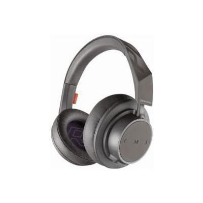 Plantronics 211393-99 BackBeat GO 600 Kablosuz + Kablolu Kulaklık GRİ (Çift Telefon Desteği)