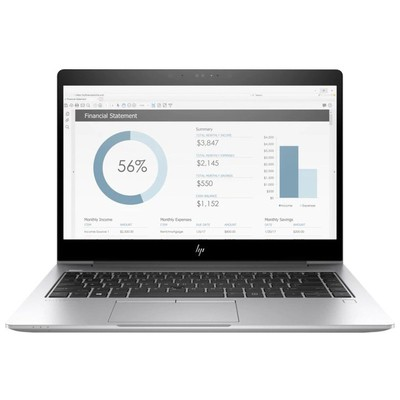 HP EliteBook X2F02EA m5-6Y54 13.3''-8G-256SSD-WP Laptop