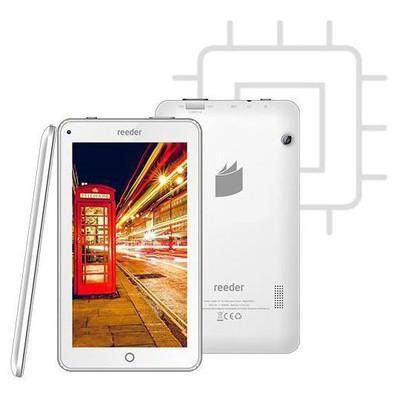 "Reeder  M7-GO MT8167 Quad Core 1.30GHz 1GB 8GB 7"" Beyaz Tablet"