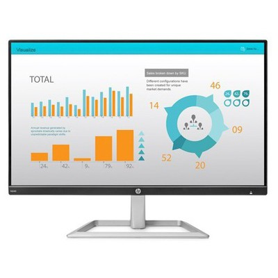 HP 3ML21AA 23.8'' 1920x1080 5ms 60Hz HDMI ve VGA IPS Siyah Led Monitör