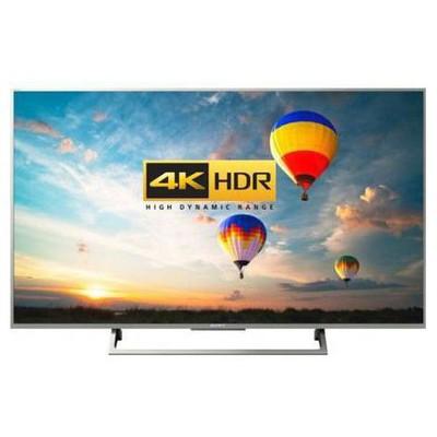 """Sony KD-49XE7077 49"""" 125Cm 4K Uydulu Smart Led TV"""