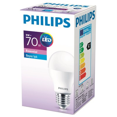 Philips ESS LED 9-70W Beyaz Işık Normal Duy