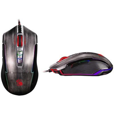 Bloody P93 P93 LK 5K Optik 5000CPI-RGB Kursun Gri Mouse