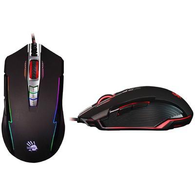 Bloody P93SIYAH P93 LK 5K Optik 5000CPI-RGB-UC3 Aktif Siyah Mouse