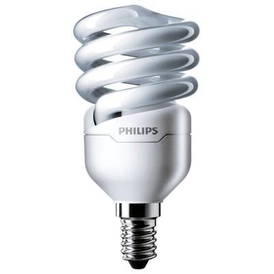 Philips EconomyTwister 12W İnce Duy Beyaz Işık