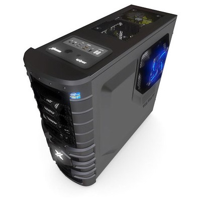 Exper PC GAMING XCELLERATOR XD770 i7 6700 16GB 1TB 120SSD GTX1070 8GB 700W WIN10 LOG.KLAVYE MOUSE WIFI