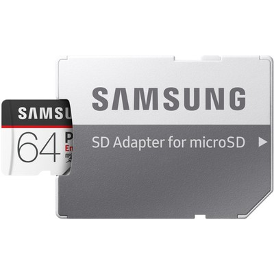 Samsung Pro Endurance 64GB microSD Kart (MB-MJ64GA-EU)