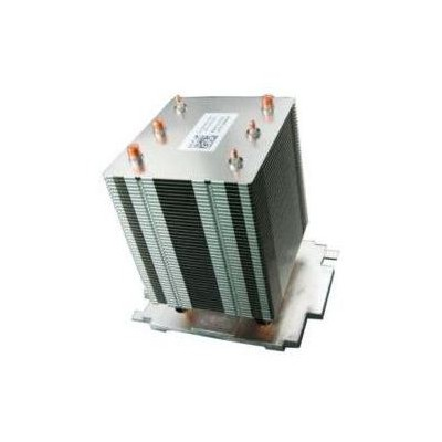 Dell 412-AAFW 2U CPU Heatsink for PowerEdge R730 without GPU or PowerEdge R730x