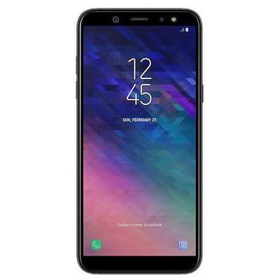 """Samsung A600F-BLACK Galaxy A6 64GB 5.6"""" 16MP Siyah Akıllı Telefon"""