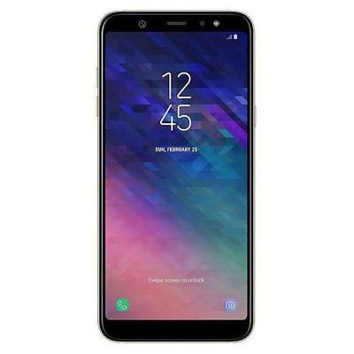 "Samsung A605F-GOLD Galaxy A6+ 64GB 6.0"" 16MP+5MP Altın"