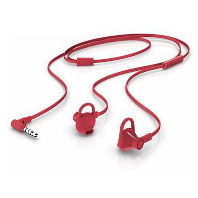 HP 2AP90AA Kulak İçi Kulaklığı Kızıl