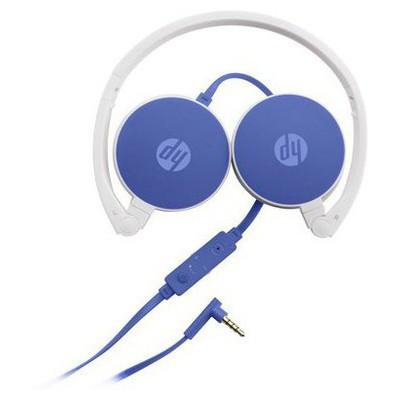 HP W1Y20AA 2800 Mavi Stereo Kulaklık